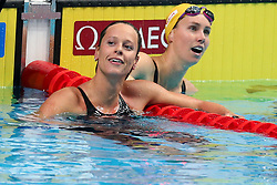 July 26, 2017 - Budapest, Hungary - Federica Pellegrini (ITA) competes and wins the Gold Medal on Women's 200 m Freestyle Final during the 17th FINA World Championships, at Duna Arena, in Budapest, Hungary, Day 13, on July 26th, 2017. (Credit Image: © Foto Olimpik/NurPhoto via ZUMA Press)