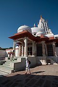 Bhand Sagar Temple – The 16th century Jain temple - Bikaner Rajasthan India 2011
