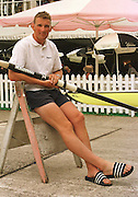 Henley, GREAT BRITAIN, Matt PINSENT, 04.07.2001 Rowing Courses, Henley Reach, Henley, ENGLAND [Mandatory Credit, Peter Spurrier/Intersport-images 20010604 Henley Royal Regatta, Henley, Great Britain.
