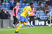 Leeds United Midfielder Clarke Odour (54) during the The FA Cup match between Queens Park Rangers and Leeds United at the Loftus Road Stadium, London, England on 6 January 2019.
