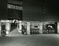 1939 Earl Carroll Theater Lobby