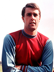 Footballer Geoff Hurst of West Ham United and England, 1966.