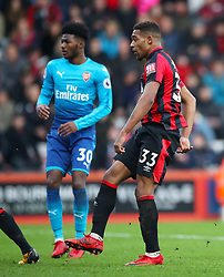 AFC Bournemouth's Jordon Ibe scores his side's second goal of the game