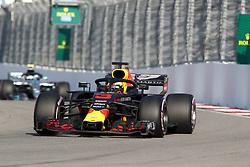 September 29, 2018 - Sochi, Russia - Motorsports: FIA Formula One World Championship 2018, Grand Prix of Russia, .#3 Daniel Ricciardo (AUS, Aston Martin Red Bull Racing) (Credit Image: © Hoch Zwei via ZUMA Wire)
