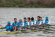 Hammersmith, GREATER LONDON. United Kingdom Cambridge University  Boat  Club, Pre Boat Race Fixture CUBC vs ITA M8+ for the 2017 Boat Race The Championship Course, Putney to Mortlake on the River Thames.<br /> <br /> Saturday  18/03/2017<br /> <br /> [Mandatory Credit; Peter SPURRIER/Intersport Images] Italy (not in seat order)<br /> <br /> Marco Di Costanzo, Giovanni Abagnale, Giuseppe Vicino, Matteo Lodo, Domenico Montrone, Matteo Castaldo, Luca Parlato, Emanuele Liuzzi and Co, Enrico D'Aniello