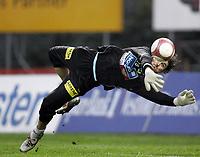Fotball<br /> Tippeliga 2006<br /> 15.10.2006<br /> Sandefjord v Lillestrøm 1-1<br /> Foto: Morten Olsen, Digitalsport<br /> <br /> Heinz Müller - Lillestrøm