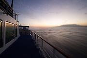 La Pinta Cruise ship , Galapagos islands, Ecuador, South America