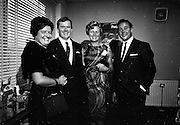 19/07/1967<br /> 07/19/1967<br /> 19 July 1967<br /> Opening of Intercontinental Travel Ltd. at Crumlin Cross, Dublin. The company, an associate company of the Loftus group of Companies was the first Irish Travel Agency to be opened in the outer  suburbs of Dublin. Photo shows (l-r): Mrs Matthew Doolan; Mr. J.J. Loftus and Mrs Loftus, Directors and Mr. Mathew Doolan.