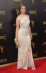 Molly Parker bei den Creative Arts Emmy Awards in Los Angeles / 100916<br /> <br /> <br /> *** at the Creative Arts Emmy Awards in Los Angeles on September 10, 2016 ***