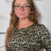 Anna Sevastianova attends Raindance Film Festival Gay Times Gala screening - George Michael: Freedom (The Director's Cut) London, UK. 4th October 2018.
