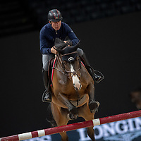 Training - Jumping - 2018 Longines FEI World Cup™ Jumping Final- Paris, France