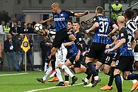 Gol Gonzalo Higuain Juventus 2-3 Goal celebration <br /> Milano 28-04-2018 Stadio Giuseppe Meazza in San Siro Football Calcio Serie A 2017/2018 Inter - Juventus Foto Andrea Staccioli / Insidefoto