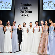 Coya Collection showcases at White Gallery at LBFW, London, UK