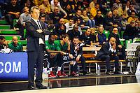 Nordine GHRIB / TJ PARKER  - 29.11.2014 - Lyon Villeurbanne / Chalon Reims - 10e journee Pro A<br /> Photo : Jean Paul Thomas / Icon Sport
