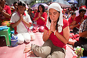 Thai Red Shirts Memorial Service