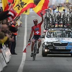 Sportfoto archief 2006-2010<br /> 2010<br /> Fabian Cancellara wins Ronde van Vlaanderen