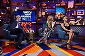 """October 10, 2021 - USA: Bravo's """"Watch What Happens Live With Andy Cohen"""" - Episode: 18163"""