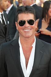 © Licensed to London News Pictures. 20/08/2013, UK. Simon Cowell,   One Direction: This Is Us - World film premiere, Leicester Square, London UK, 20 August 2013<br />  Photo credit : Richard Goldschmidt/Piqtured/LNP