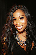 Marie Fiona at Ne-Yo's 30th Birthday Party held at Cipariani's on 42 Street on October 17, 2009 in New York City