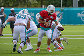 NFL-Miami Dolphins Training Camp-Jul 30, 2019