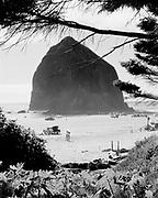 1302-06-29. Cannon Beach 1957