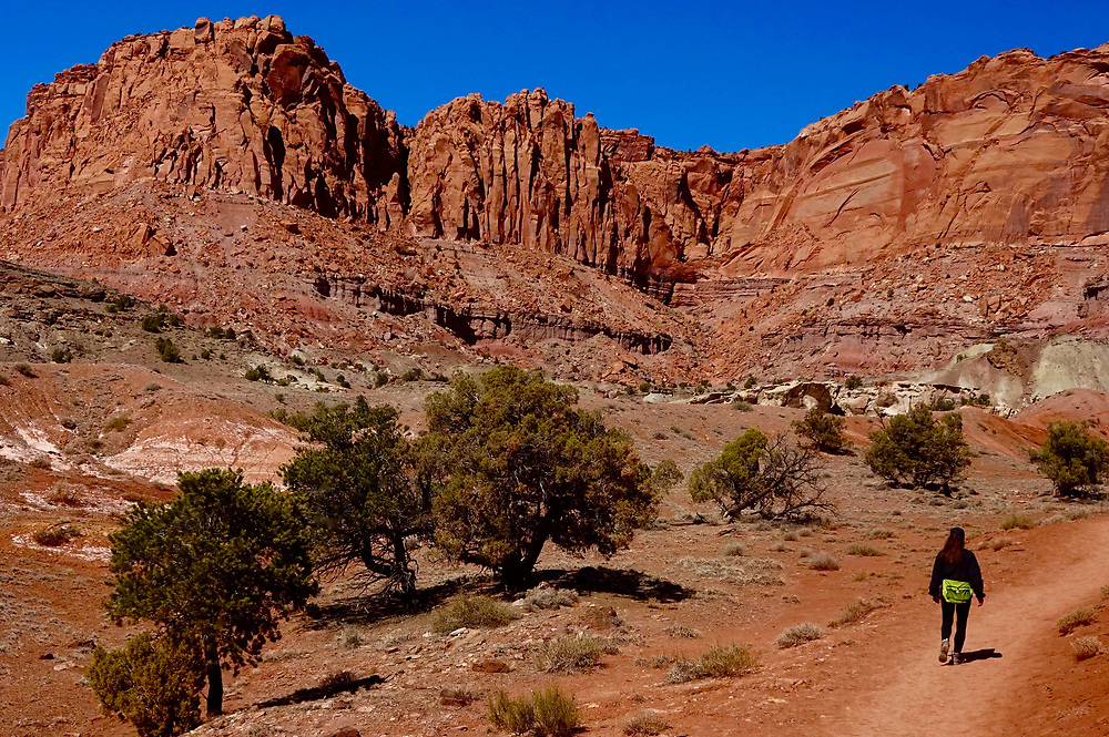 Southern Utah, National Parks and Monument Capitol Reef National Park