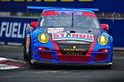 September 2-4, 2011. American Le Mans Series, Baltimore Grand Prix. 66 TRG, Porsche 997 GT3 Cup, Duncan Ende, Spencer Pumpelly