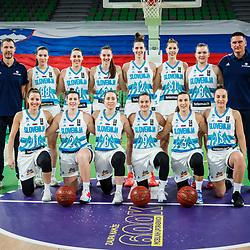 20210204: SLO, Basketball - FIBA Women's Eurobasket Qualifiers, Slovenia vs Bulgaria