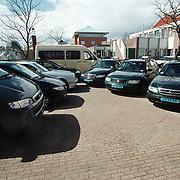 Taxi 50000 Gooierserf 254 Huizen, auto's