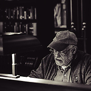 "Haile Gerima at the Library of Congress researching for his upcoming documentary and sequel to Adwa, ""Children of Adwa""."