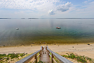 Noyack Bay,  Sag Harbor, Long Island, New York