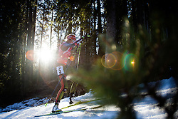 Franziska Preuss (GER) during Women 12.5 km Mass Start at day 4 of IBU Biathlon World Cup 2015/16 Pokljuka, on December 20, 2015 in Rudno polje, Pokljuka, Slovenia. Photo by Ziga Zupan / Sportida