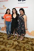 Lauren Jauregui and Step Up teens