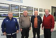 Gathering At Westport GAA Club with DC Mayonews