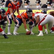 American Football, Amsterdam Admirals - Cologne Centurions, Clint Stoemer(11), Justin Sands(75)