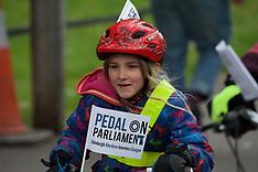 Pedal on Parliament | Edinburgh | 22 April 2017