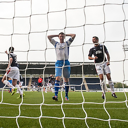 Falkirk 1 v 1 Queen of the South, Scottish Championship, 13/9/2014