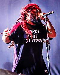 Onze 20 se apresenta no Palco Atlântida durante a 22ª edição do Planeta Atlântida. O maior festival de música do Sul do Brasil ocorre nos dias 3 e 4 de fevereiro, na SABA, na praia de Atlântida, no Litoral Norte gaúcho.  Foto: Lucas Uebel / Agência Preview