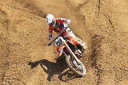 June 17, 2018 - Ottobiano, Lombardia, Italy - Glenn Coldenhoff of Red Bull KTM Factory Racing team during the Fiat Professional MXGP of Lombardia race at Ottobiano Motorsport circuit on June 17, 2018 in Ottobiano (PV), Italy. (Credit Image: © Massimiliano Ferraro/NurPhoto via ZUMA Press)