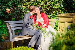 Wedding Photography in St Mary's Church in Welwyn