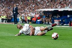 September 22, 2018 - Dani Ceballos of Real Madrid during the La Liga (Spanish Championship) football match between Real Madrid and RCD Espanyol on September 22th, 2018 at Santiago Bernabeu stadium in Madrid, Spain. (Credit Image: © AFP7 via ZUMA Wire)