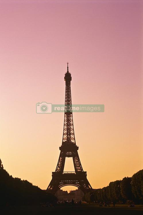 July 21, 2019 - Eiffel Tower, Paris, France (Credit Image: © Bilderbuch/Design Pics via ZUMA Wire)