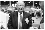 Allen Paulson (Gulfstream CEO), N.B.A.A. Houston 1991© Copyright Photograph by Dafydd Jones 66 Stockwell Park Rd. London SW9 0DA Tel 020 7733 0108 www.dafjones.com