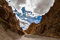 Nakeela Pass. Leh-Manali Highway, on the border of Himachal Pradesh and Ladakh (Jammu and Kashmir) states, India.
