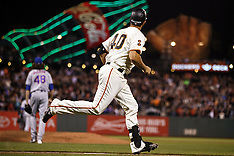 20160818 - New York Mets at San Francisco Giants