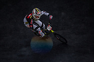 2021 UCI BMXSX World Cup<br /> Round 4 at Bogota (Colombia)<br /> Qualification Moto<br /> ^wu#611 BURFORD, Thalya (SUI, WU) Team_CH, Pro Section