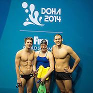 2014 SWI World Champs @ Doha