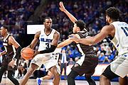 Saint Louis University versus St.Bonaventure men's basketball on March 7, 2020.<br /> Photo by Tim Vizer/SLU Athletics