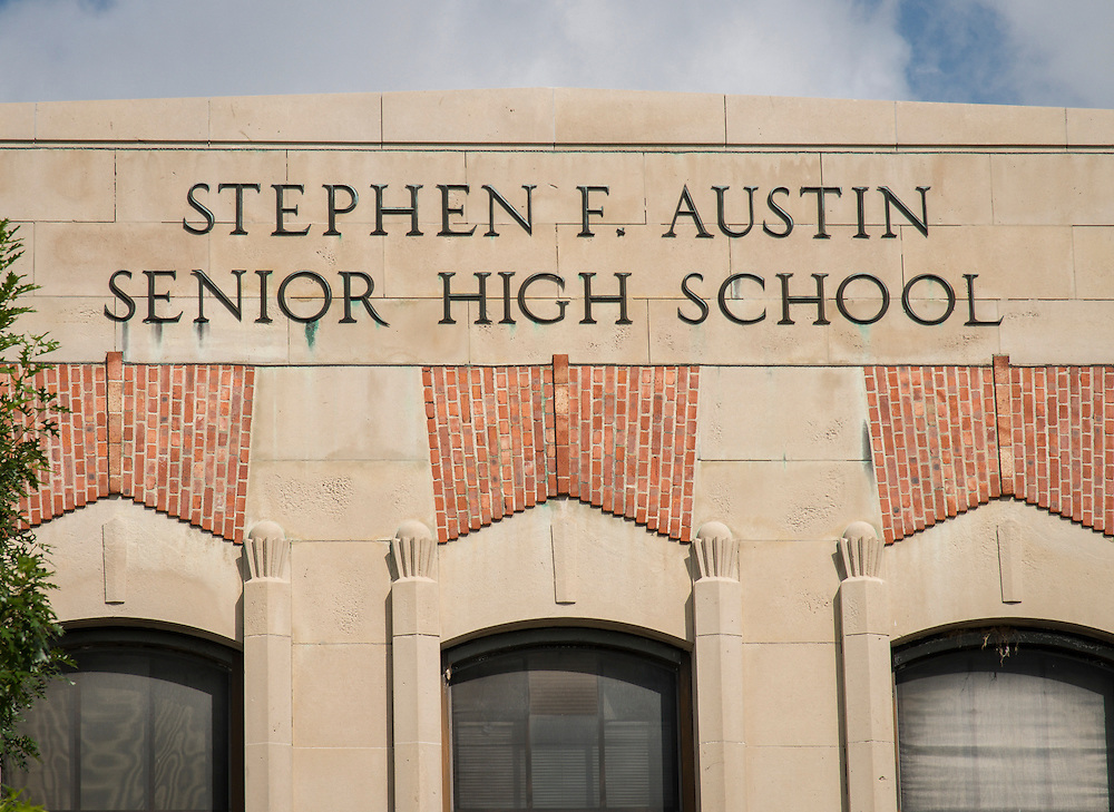 Austin High School, July 1, 2014.