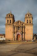 San Pedro Church, 1699, <br /> Cusco, Urubamba Province, Peru